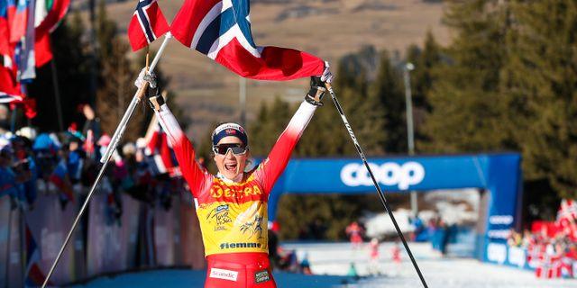 Therese Johaug. PHILIPP BREM / BILDBYRÅN