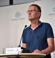 Anders Tegnell, statsepidemiolog. Lars Schröder/TT / TT NYHETSBYRÅN