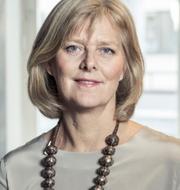 Vd:n Kristina Willgård. Press