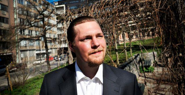 Günther Mårder. Yvonne Åsell / SvD / TT / TT NYHETSBYRÅN