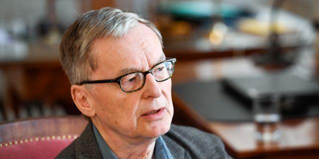 Anders Olsson.  Erik Simander/TT / TT NYHETSBYRÅN