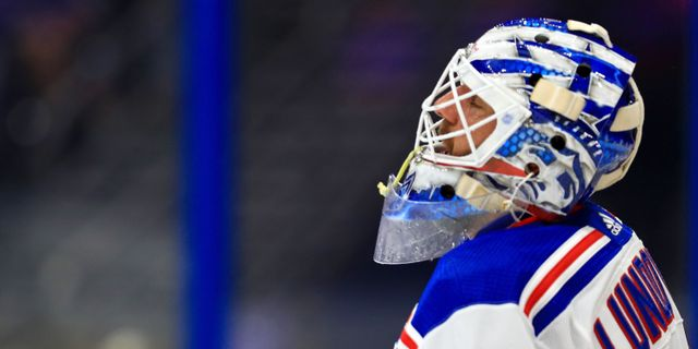 Henrik Lundqvist Mike Ehrmann / GETTY IMAGES NORTH AMERICA