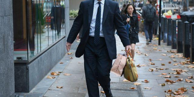 Arkivbild: Brexitminister Gove. Victoria Jones / TT NYHETSBYRÅN