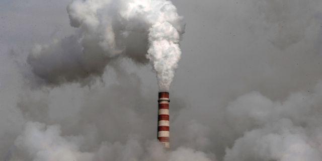 Kolkraftverk i Dadong. Arkivbild. Andy Wong / TT NYHETSBYRÅN/ NTB Scanpix