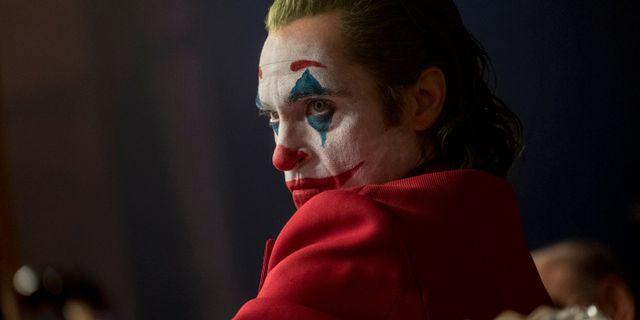 """Joaquin Phoenix i """"Joker"""". Niko Tavernise / TT NYHETSBYRÅN"""