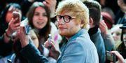 Ed Sheeran. Markus Schreiber / TT / NTB Scanpix