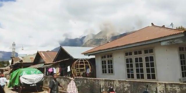 Manga doda pa indonesisk turisto efter skalv