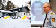 Familjen Hagens hem/Polisinspektör Tommy Brøske. TT