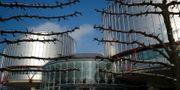 Europadomstolen för de mänskliga rättigheterna. Arkivbild. Christian Lutz/AP/TT