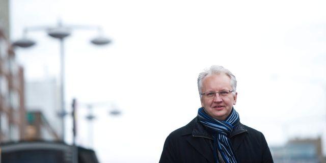Pär Nuder. FREDRIK SANDBERG / TT / TT NYHETSBYRÅN