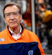 Volvo cars vd Håkan Samuelsson ADAM IHSE / TT / TT NYHETSBYRÅN