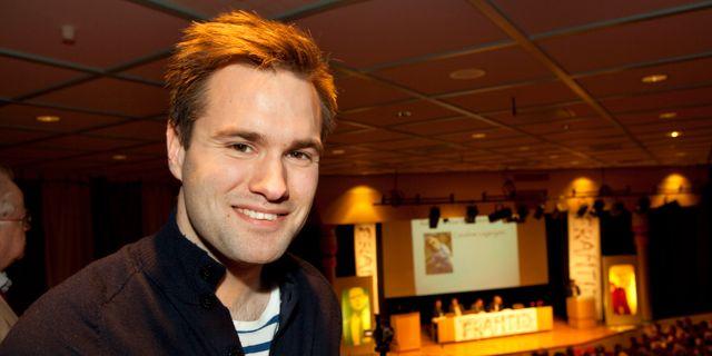 Moderaternas arbetsmarknadspolitiska talesperson Erik Bengtzboe befarar att LAS-frågan begravs i utredningar.  Drago Prvulovic / TT / / TT NYHETSBYRÅN
