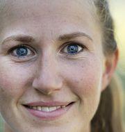 Emma Berglund. Arkivbild. TT