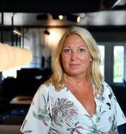 Jaara Åstrand. Anders Wiklund/TT / TT NYHETSBYRÅN