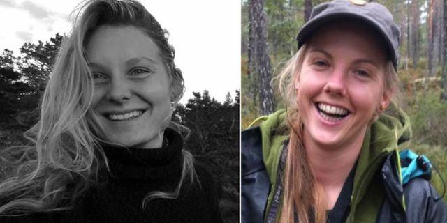 Louisa Vesterager och Maren Ueland.  Privat