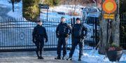 Företrädare för USA och Nordkorea håller i helgen ett hemligt möte i Sverige. Enligt flera medier hålls mötet på en konferensanläggning utanför Stockholm, men utrikesdepartementet lägger locket på.  Anders Wiklund/TT / TT NYHETSBYRÅN