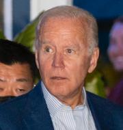Xi Jinping, nationaldagsfirande i Taiwan, Joe Biden. TT
