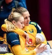 Melissa Petren och Emma Lindqvist LUDVIG THUNMAN / BILDBYRÅN