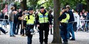 Polisen förbereder jätteinsats. Maja Suslin/TT / TT NYHETSBYRÅN