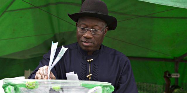 Teknikproblem forlanger nigeriaval