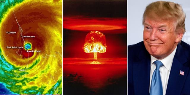 Illustrationsbild/Donald Trump.  AP