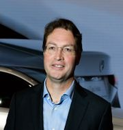 Ola Källenius, vd Daimler Pontus Lundahl/TT / TT NYHETSBYRÅN