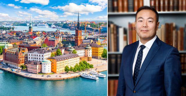 Stefan Westerberg, chefsekonom på Stockholms Handelskammare. Shutterstock & pressfoto