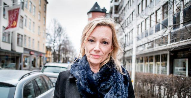Karolina Ekholm, professor i nationalekonomi Magnus Hjalmarson Neideman / SvD / TT / TT NYHETSBYRÅN