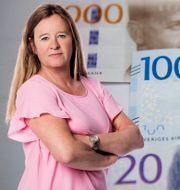 Claudia Wörmann. Michael Probst / TT NYHETSBYRÅN/ NTB Scanpix