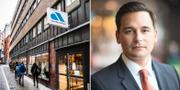 Arbetsförmedlingskontor / Andreas Hatzigeorgiou, vd Stockholms handelskammare.  TT