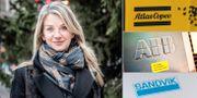 Danske Banks strateg och sparekonom Maria Landeborn.  TT