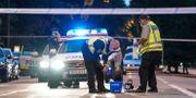 Tre dödades och tre skadades i skjutningen på öppen gata i Malmö igår. Johan Nilsson/TT / TT NYHETSBYRÅN