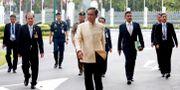 Thailändske premiärministern Prayuth Chan-ocha, som leder landets militärjunta Sakchai Lalit / TT NYHETSBYRÅN/ NTB Scanpix