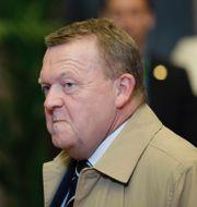 Lars Løkke Rasmussen. Olivier Matthys / TT NYHETSBYRÅN