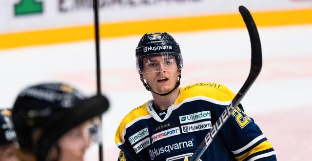 Lias Andersson. JÖRGEN JARNBERGER / BILDBYRÅN