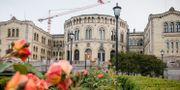 Stortinget i Oslo.  Braastad, Audun / TT NYHETSBYRÅN