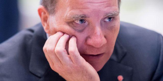Stefan Löfven (S) Erik Mårtensson/TT / TT NYHETSBYRÅN