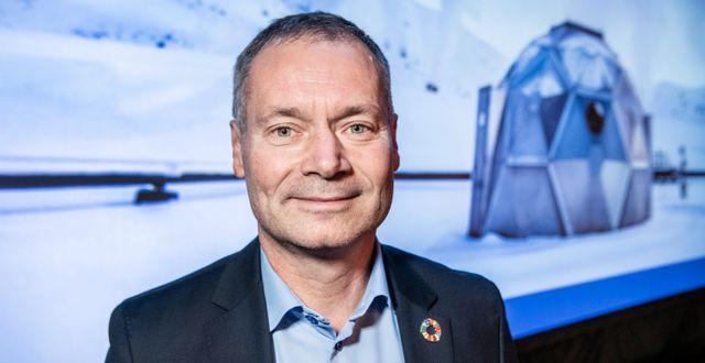 Johan Kuylenstierna, vice ordförande i Klimatpolitiska rådet  Tomas Oneborg/SvD/TT / TT NYHETSBYRÅN