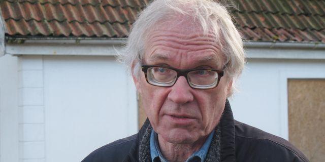 Lars Vilks. David Keyton / TT NYHETSBYRÅN
