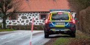 I förra veckan utsattes en gård i trakterna kring Ystad för ett våldsamt rån. Johan Nilsson/TT / TT NYHETSBYRÅN