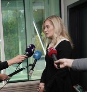 Emilie Enger Mehl (Sp) Stian Lysberg Solum / TT NYHETSBYRÅN
