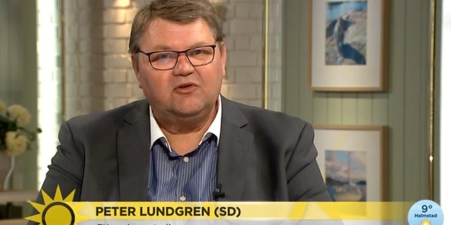Peter Lundgren TV4