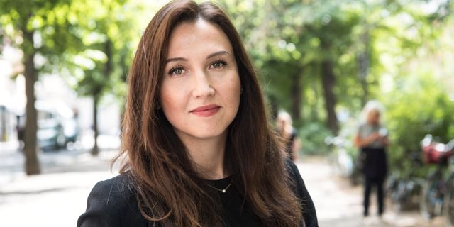 Aida Hadzialic. Arkivbild. Lars Pehrson/SvD/TT / TT NYHETSBYRÅN