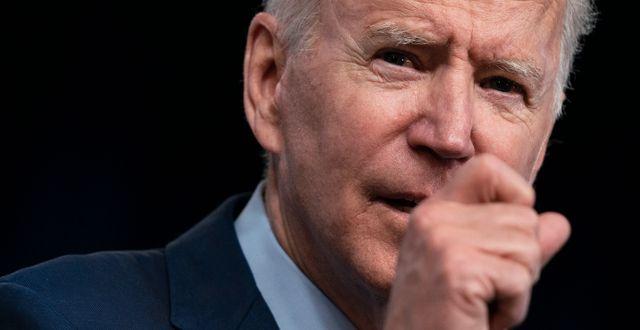 Joe Biden. Evan Vucci / AP