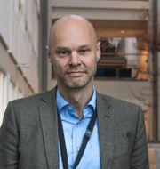 Carl Bexelius, Migrationsverkets rättschef. Hannah Davidsson