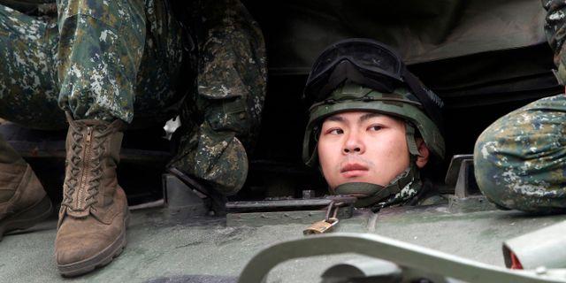 Chiang Ying-ying / TT NYHETSBYRÅN/ NTB Scanpix