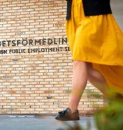 Arbetsförmedlingen/ILlustrationsbild Simon Rehnström/SvD/TT / TT NYHETSBYRÅN