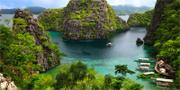 Coron är en av Filippinernas 7 107 paradisöar. Istock