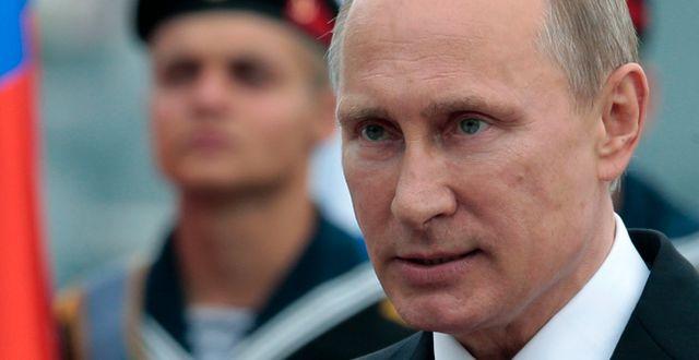 Vladimir Putin. Ivan Sekretarev / TT / NTB Scanpix