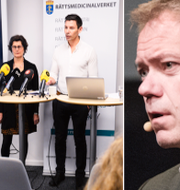 Fredric Karéns SvD har granskat Rättsmedicinalverket. TT